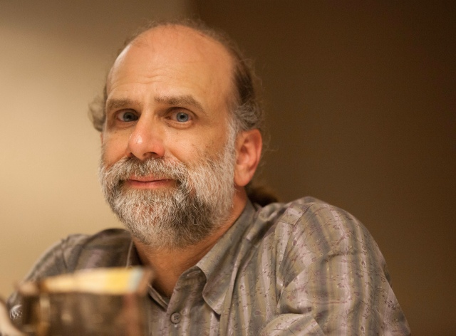 Bruce Schneier, cybersecurity expert, cryptologist
