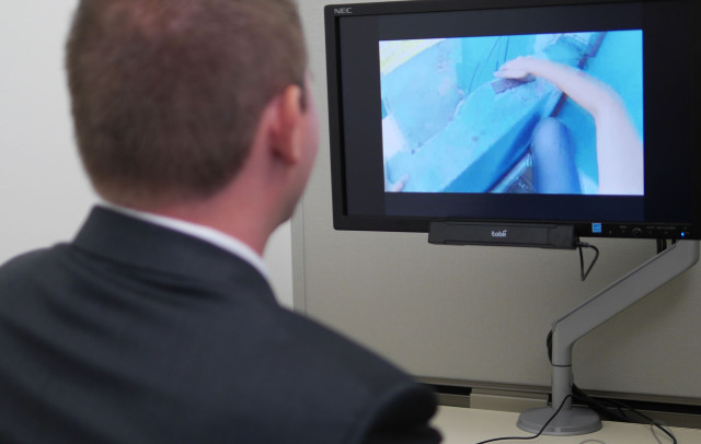 Remote eye tracking gear (source: iMotions)